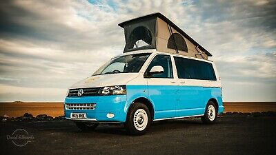 Four Berth VW T5.1 Camper Van for Hire Pick Up Wirral North West