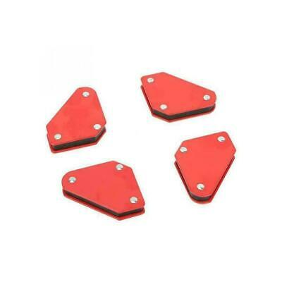 4X Welding Magnet Magnetic Square Welder Holder Arrow 90° 45° Clamp 135° W5 R7B3