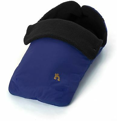 Outnabout OUT'N'ABOUT FOOTMUFF - ROYAL NAVY Pushchair Pram Accessory - BN