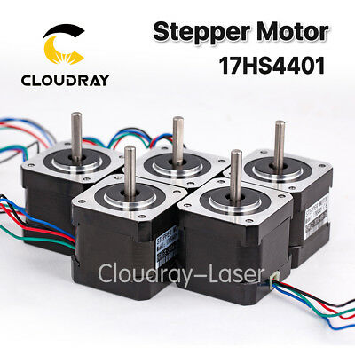 4-lead Stepper Motor 42 Nema 17 42BYGH (17HS4401) 40mm 1.7A 3D Printer Motor XYZ