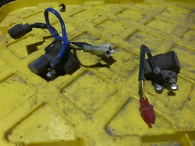 2006 HONDA GL1800AL GOLDWING, Starter Solenoid Relay Switch Cable (OPS7008)