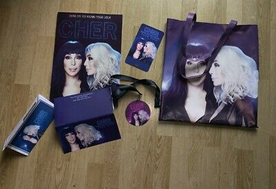 Cher Here We Go Again Tour Vip Pack