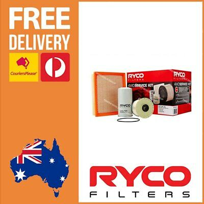 Ryco 4x4 Filter Service Kit fits Holden Rodeo RA 3.0L Turbo Diesel RSK6
