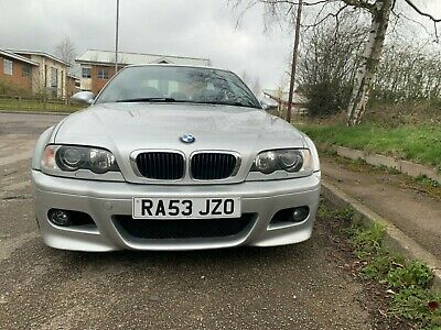 Bmw m3 coupe e46 low miles rare car immaculate