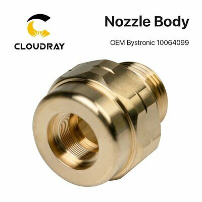 Fiber Laser Nozzle Body to Protect Bystronic Cutting Head Reduce Losses M15-M10