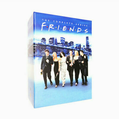 Friends The Complete Series (DVD,32-Disc) Seasons 1-10 Boxed Set New & Sealed