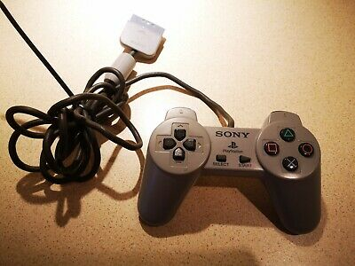 Official PS1 controller Sony Playstation one controller tested+working