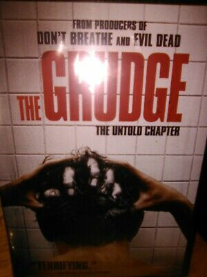 The Grudge (DVD 2020) Preorder for 3/24-Horror/Mystery-Ships First Class Mail