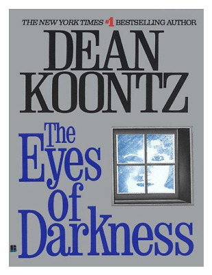 The BEST {P.D.F} e.Version ⚡ The Eyes of Darkness by K< Dean  ⚡ Instant Delivery