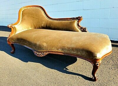 19th Century Fainting Sofa