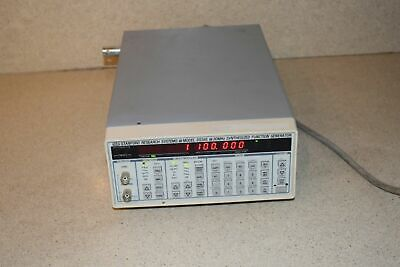 Srs Stanford Research Systems Ds345 30 Mhz Synthesized Function Generator (#5)