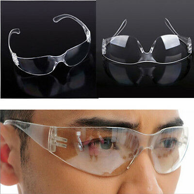 Safety Goggles Glasses Eye Protective Goggles Lab Work Anti Fog Goggles