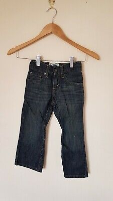 Boys Blue Jeans Age 5 Levi Strauss <CX2632