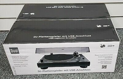 Dual DT 250  Turntable Record Player USB  DJ  Type