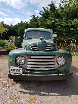 Ford F1 1950 Classic American Muscle