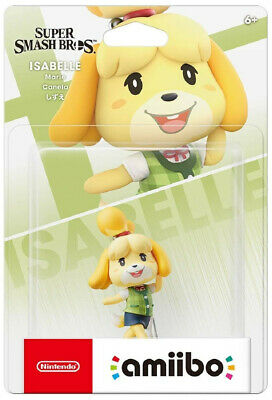 SWI amiibo Isabelle - Super Smash Bros. Collection |  - New Game
