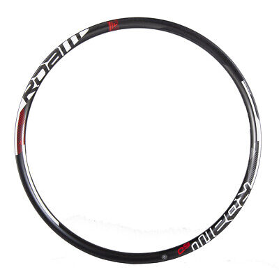 "SRAM Roam 30 Rim 27.5/"" 24H Black//Red W Decals"