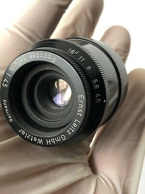 Leitz Enlarger Lens D00CQ 50mm F4.5 DOORX