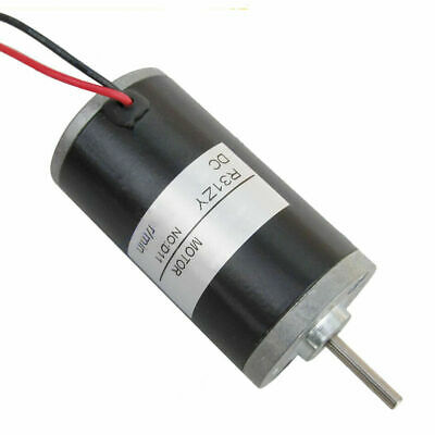 DC Motor 12V 24V 4000RPM-8000RPM High Speed Micro Electric Motor Durable R31ZY