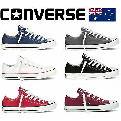 Converse Classic Chuck Taylor All Star Low Trainer Sneaker OX NEW Men Women