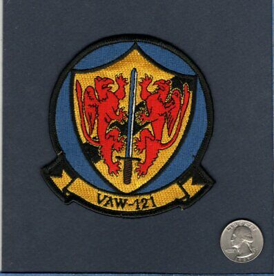 VAW-121 from Squadron 1976 US Navy Squadron Patch