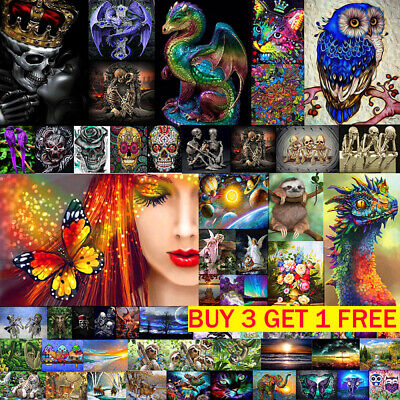Sunset 5D Full Drill  Diamond Painting Family Love Embroidery Cross Stitch UK
