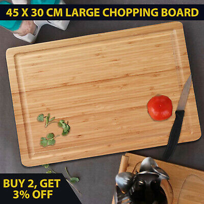 Colour Coded Chopping Boards Set of 4 Cutting Kitchen Non Slip Food Preparation