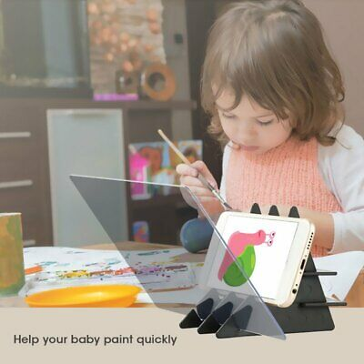 Optical Sketch Tracing Drawing Board Draw Projector Painting Reflection Board AU