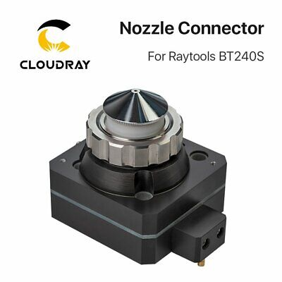 Fiber Laser Nozzle Connector Connection for Raytools Laser Cutting Head BT240S