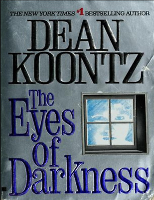The Eyes Of Darkness 1981 novel By Dean Koontz Virus Outbreak {digital fast}