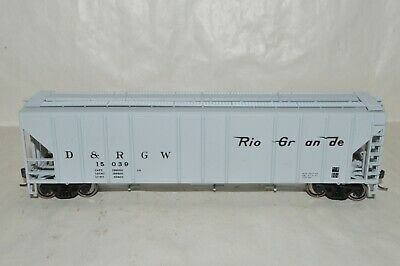 Walthers HO Scale 50/' FGE Insulated Boxcar Denver Rio Grande Western//DRGW #61278