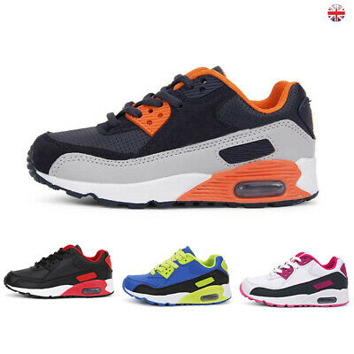 Boys Girls Kids Trainers Shoes Air Running Sneaker Children Infant Casual Shoes
