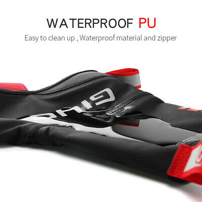Cycling Shoe Covers Winter Warm Shoes Cover Road Bike Overshoes Waterproof