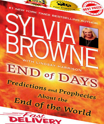 End of Days Predictions and Prophecies End of World By Sylvia Browne📗<p.d.f>