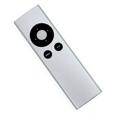 Plastic White Remote Control Replacement For Apple TV 2 3 Music Series MC377LL