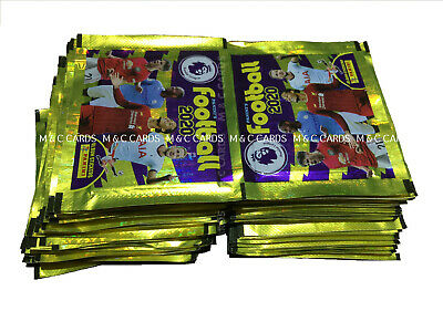 Panini Football 2020 Premier League Stickers 55 packs / packets