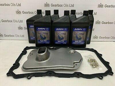 FOR PORSCHE 5 SPEED AUTOMATIC HYDRAULIC TRANSMISSION GEARBOX FILTER KIT ATF OIL