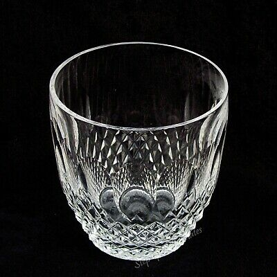 """Waterford Crystal COLLEEN Old Fashioned MINT 9 oz Rocks Tumbler Glass 3 3/8"""""""