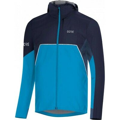 GORE CHUBASQUERO RUNNING HOMBRE R7 Partial GTX I Hooded Jacket AZMN