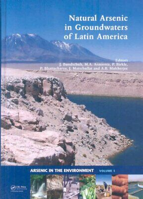 Natural Arsenic in Groundwater of Latin America : Proceedings of the Internat...
