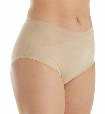 Nwt, Chantelle #2908 C Smooth High Waist Brief Panty,  Small, Nude , $38