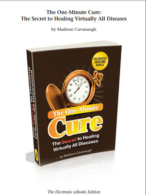 The One-Minute Cure By Madison Cavanaugh EB00k ✅P-D-F✅