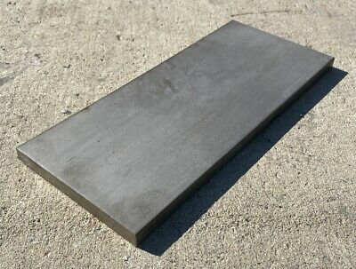 """1/2"""" Thickness 316 / 316L Stainless Steel Flat Bar 0.5"""" x 5.125"""" x 11.75"""" Length"""