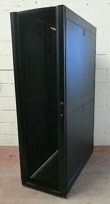 x2 APC Server Cabinet SX 750mm Vertical Cable Manager /& Covers AR7580A AR7581A