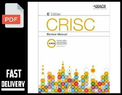CRISC Review Manual 6th Edition & CRISC Review Questions, Answers 2015 by ISACA