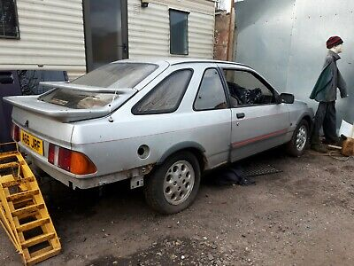 Ford Sierra Xr4I 3 Door Cosworth , 2.8I Manual Project Barn Find Loads New Spare