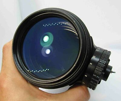 EXC! MC TAIR 3S 4,5/300 lens from PHOTOSNIPER kit with M42 mount to Canon Nikon