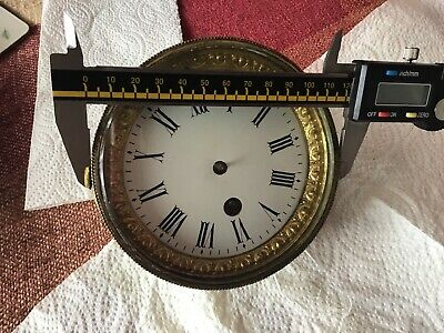antique mantle clock spares
