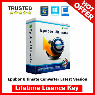 Epubor Ultimate Converter 3.0.1 🔐 Lifetime Activation Key ✅ Fast Delivery