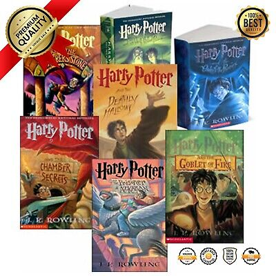 Harry Potter ebooks Entire Collection of Harry Potter EBOOKS 📚 Flash Delivery